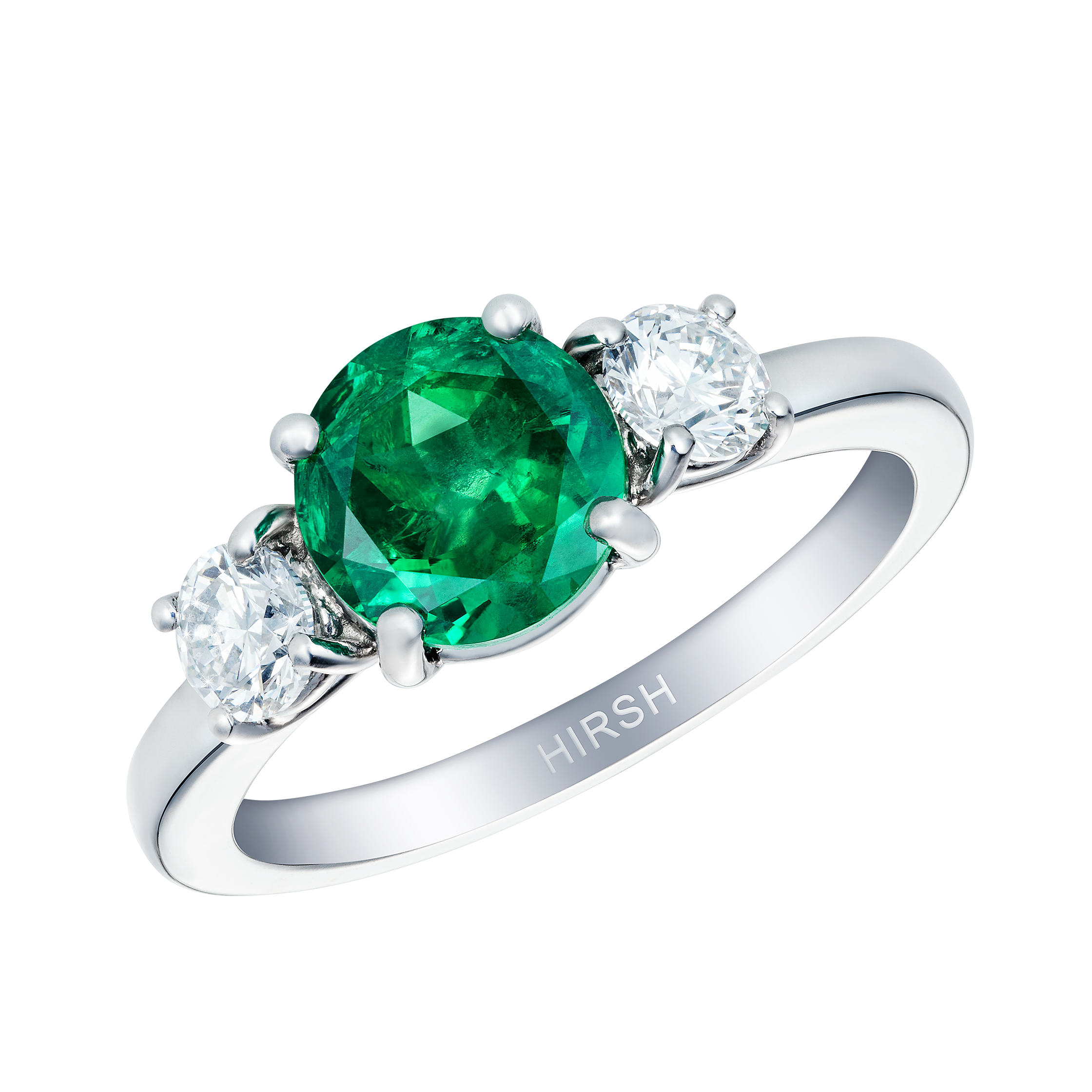 emerald blog ritani for engagement classic com rings diamond band top buying ring with an cut tips wedding diamonds