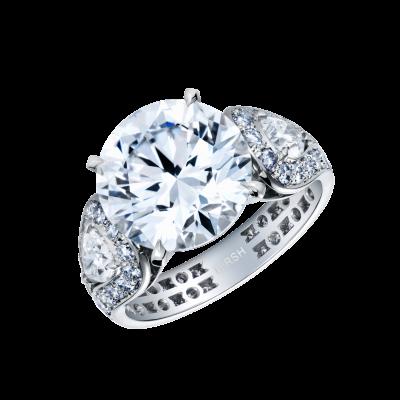 Majestic 5 carat Diamond Ring