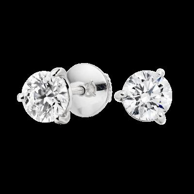 Diamond Studs 1.80 carats total