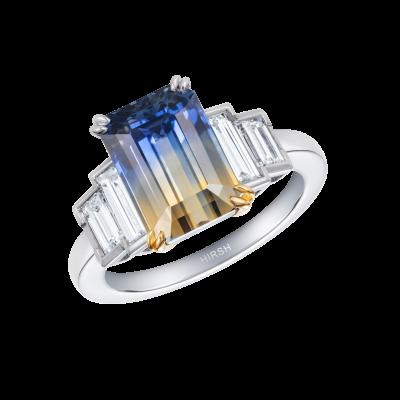 Artemis Bicolour Sapphire Ring