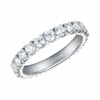 Signature Diamond Eternity Ring 1.75 carats