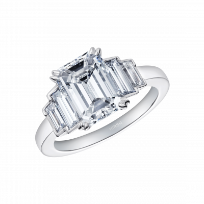 Artemis Diamond Ring
