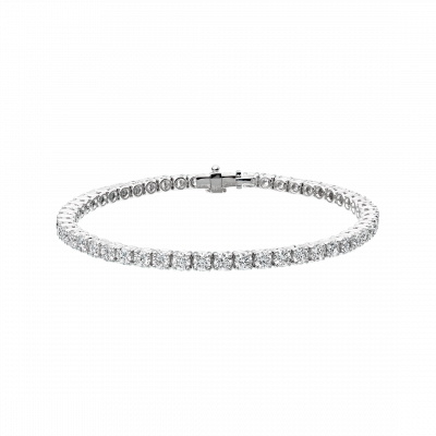 5.26 Carat Grand Slam Diamond Bracelet
