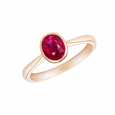 Venus Ruby Ring