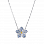 Wildflower Forget-Me-Not Pendant