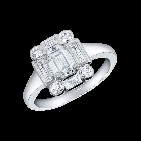 Diamond Ice Ring