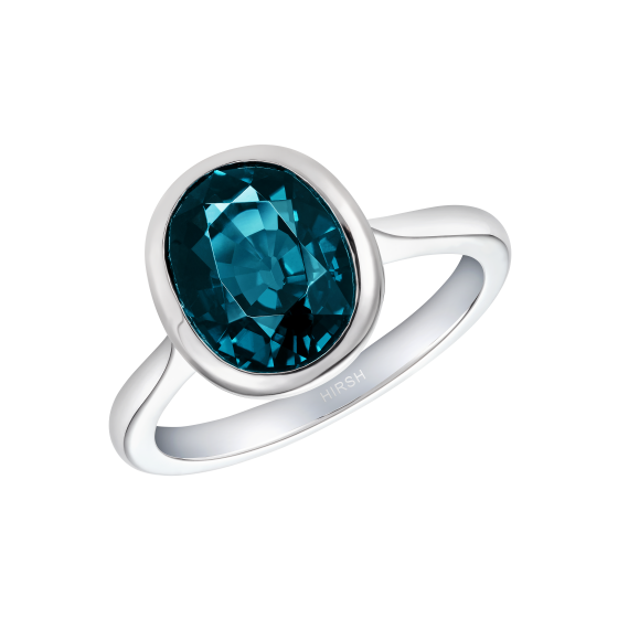 Venus Blue Spinel Ring