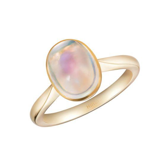 Venus Rainbow Moonstone Ring