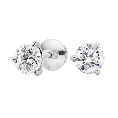 Diamond Studs 1.60 carats total