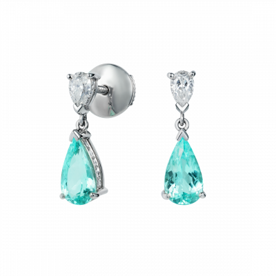Wallace Paraíba Tourmaline Earrings