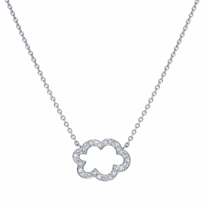 Cloud 9 Diamond Pendant