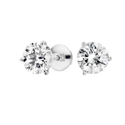 Diamond Studs 1.51 carats total