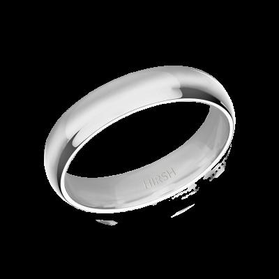 Platinum Wedding Band 5mm