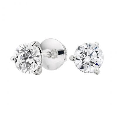Diamond Studs 1.60 carats total