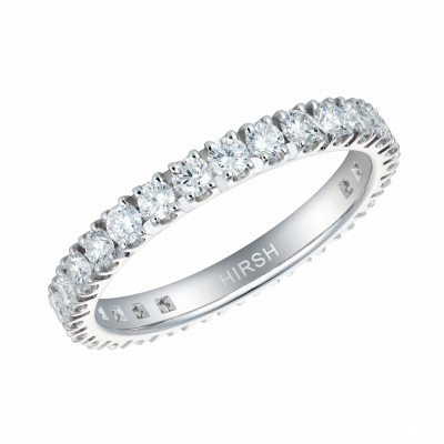 Signature Diamond Eternity Ring 1 carat