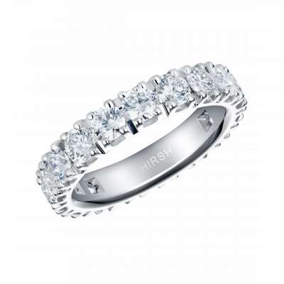 Signature Diamond Eternity Ring 2.75 carats