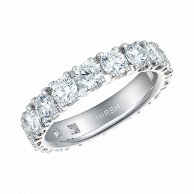 Signature Diamond Eternity Ring 3.25 carats
