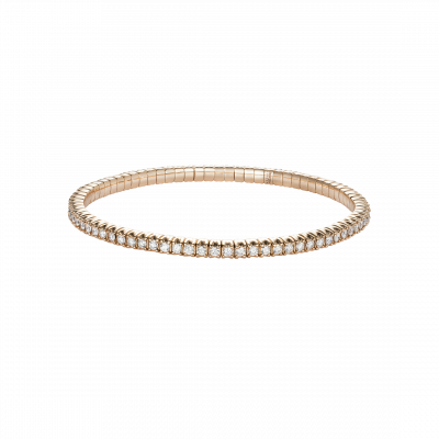 Advantage Diamond Bracelet in Rose Gold