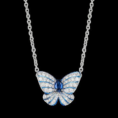 Grace Sapphire Pendant