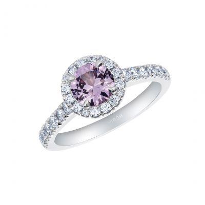 Regal Lavender Spinel Ring