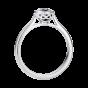 Venus Solitaire Round Diamond Ring
