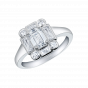 Diamond Ice Ring