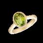 Venus Peridot Ring