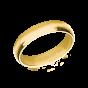 Yellow Gold Wedding Band 5mm