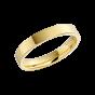 Yellow Gold Wedding Band 3mm
