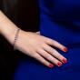Advantage Ruby and Diamond Bracelet