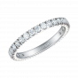 Signature Diamond Eternity Ring 0.75 carat