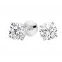 Diamond Studs 4.02 carats total