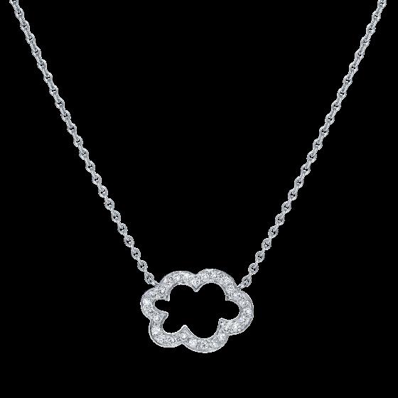 Cloud 9 Diamond Pendant
