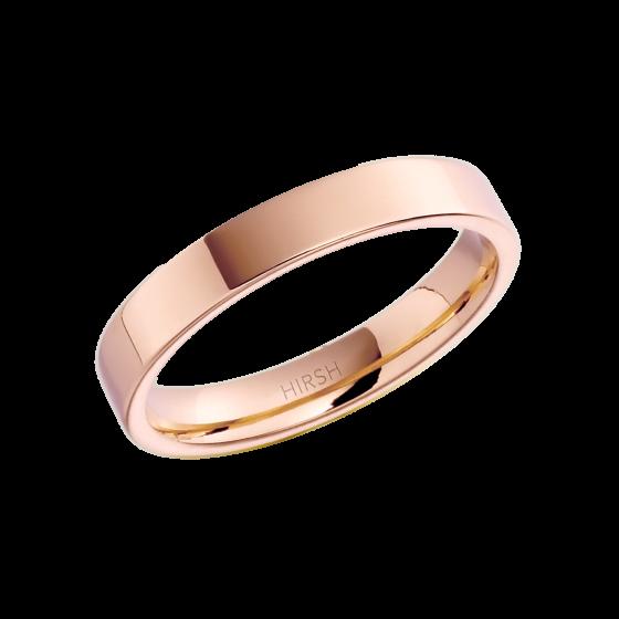 Rose Gold Wedding Band 3mm