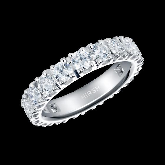 Signature Diamond Eternity Ring 2.75 carats