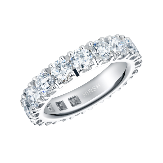 Signature Diamond Eternity Ring 4.25 carats