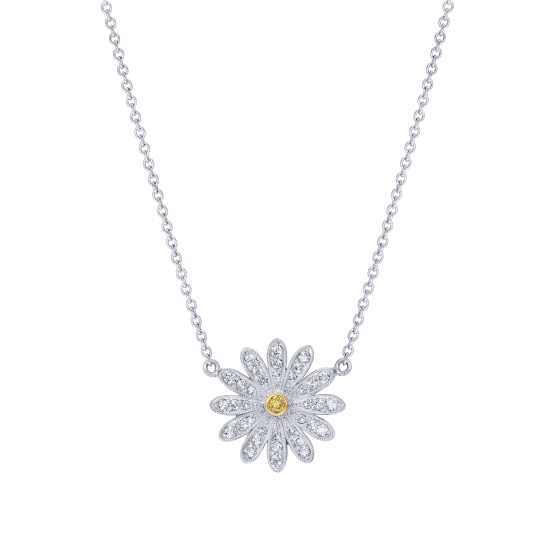 Wildflower Daisy Pendant