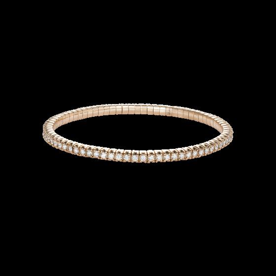Advantage Diamond Bracelet in Rose Gold