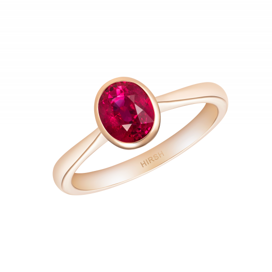 Venus Ruby Ring
