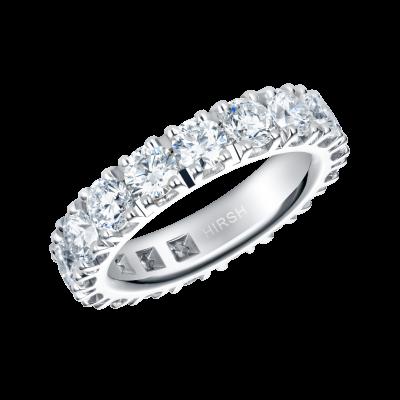 Signature Diamond Eternity Ring 4.25 carats