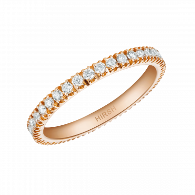 Signature Diamond Eternity Ring 0.50 carat