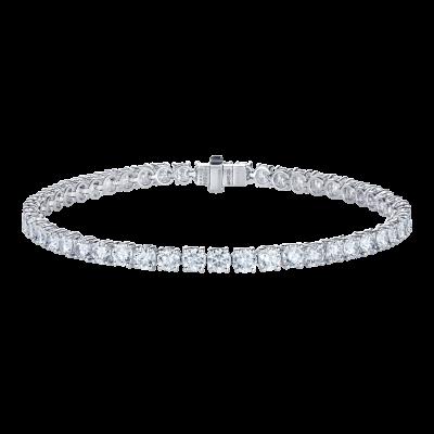 Grand Slam Bracelet 8 Carats