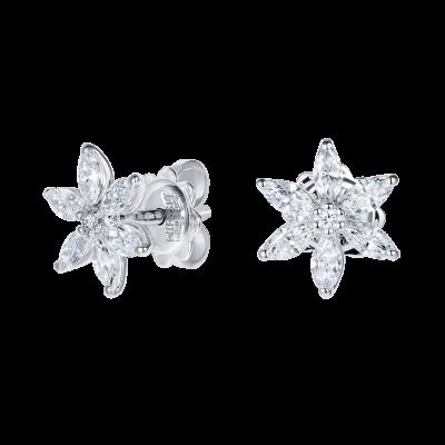 Astral Diamond Earrings