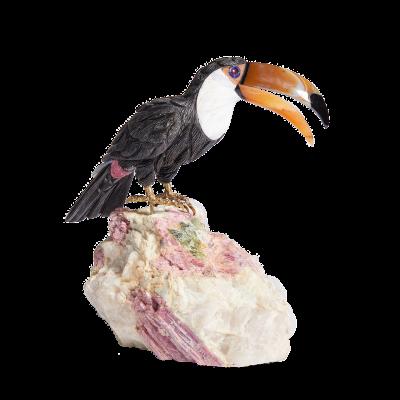 Toucan Terry Bird Sculpture