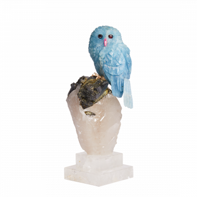 Oscar the Owl Sculpture