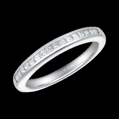 Lifetime Carré Cut Diamond Rings