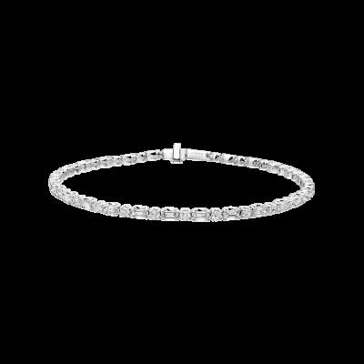 Volley Diamond Tennis Bracelet